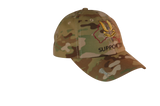 Cap Cotton Multi Cam - Wandering Warriors