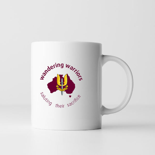 Coffee Mug - Wandering Warriors