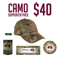 Camo Supporter Pack