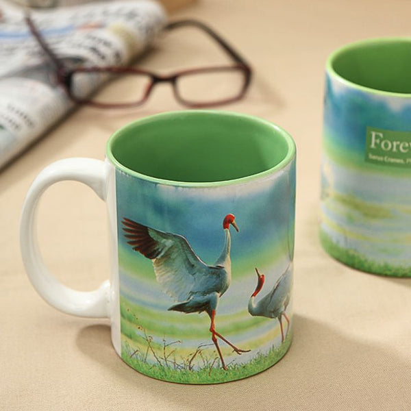 Wild Focus -  Forever Together Ceramic Mug 350 ml, 1 Pc