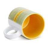 Wild Focus - Sharpness Overcomes Terrain Ceramic Mug 350 ml, 1 Pc