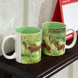 Wild Focus -Free Spirited Ceramic Mug 350 ml, 1 Pc