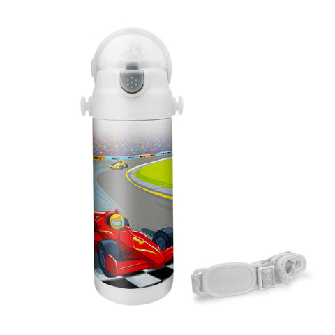 Wanna Be A Racer - Insulated Bottle
