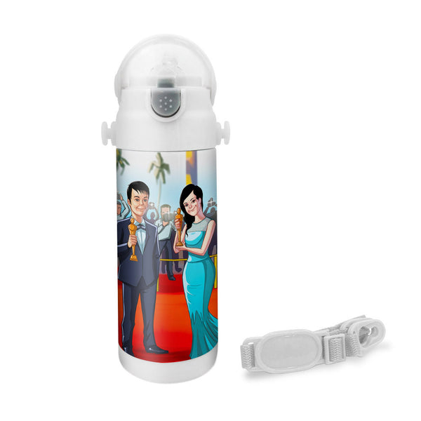 Wanna Be An Actor - Insulated Bottle