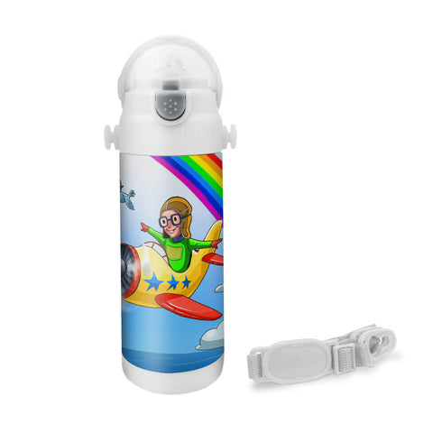 Want to be A Pilot - Insulated Bottle