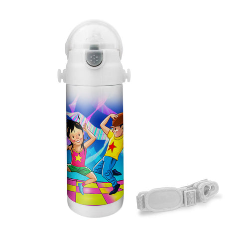 Want to be A Dancer - Insulated Bottle