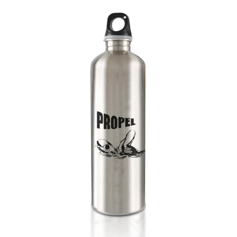 Live the Sport : Swimming - Propel Stainless Steel Bottle