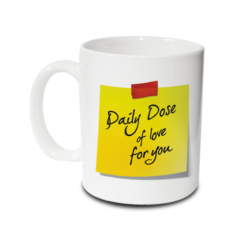 Daily Dose of Love for Mom Mug