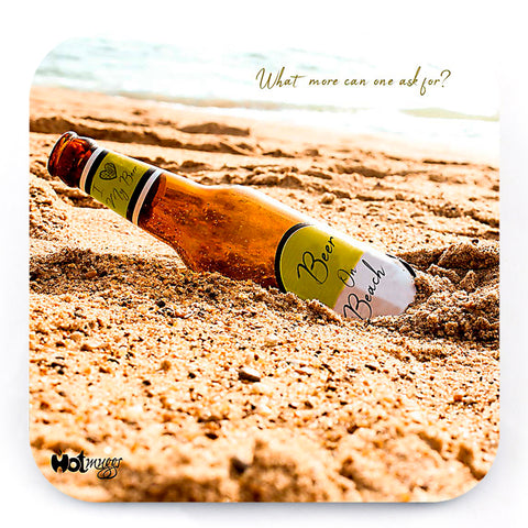 Beer - What more - Coaster (Single)