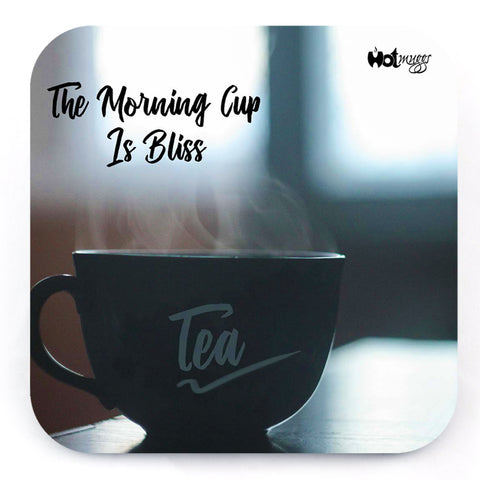 Tea - Morning Bliss - Coaster (Single)