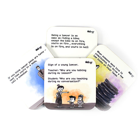 For Lawyers - Coasters (Set of 4)