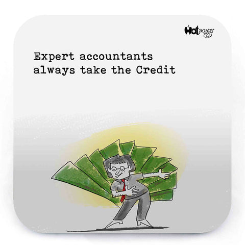 Accountant - Expert Accountants - Coaster (Single)