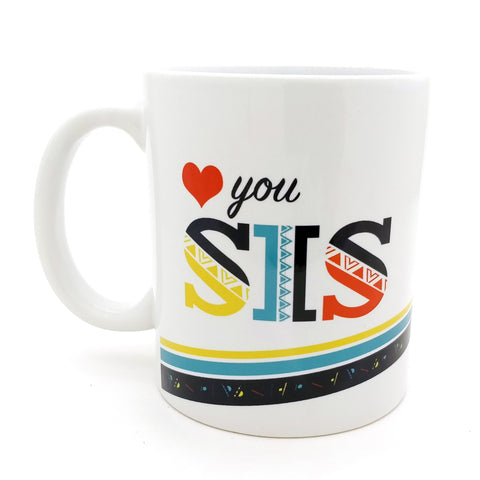 Love You Sis Mug