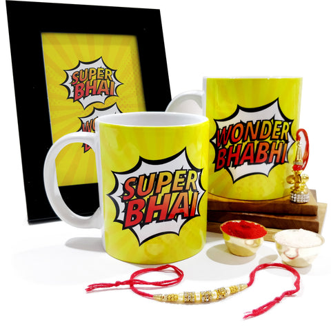 super-bhai-wonder-bhabhi-2-mugs-rakhi-lumba-photoframe