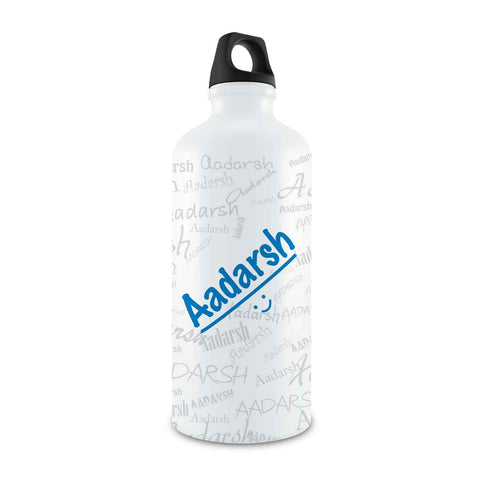 Me Graffiti Bottle - Aadarsh