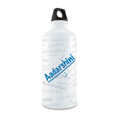 Me Graffiti Bottle - Aadarshini