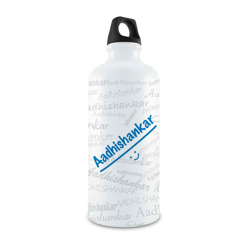 Me Graffiti Bottle - Aadhishankar