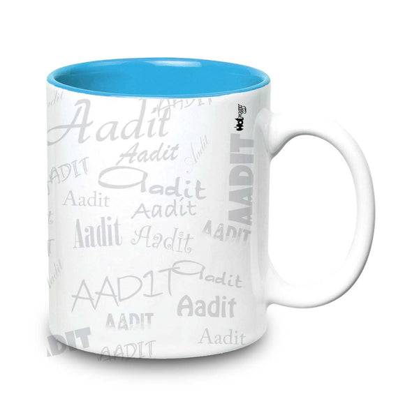 Me Graffiti Mug - Aadit