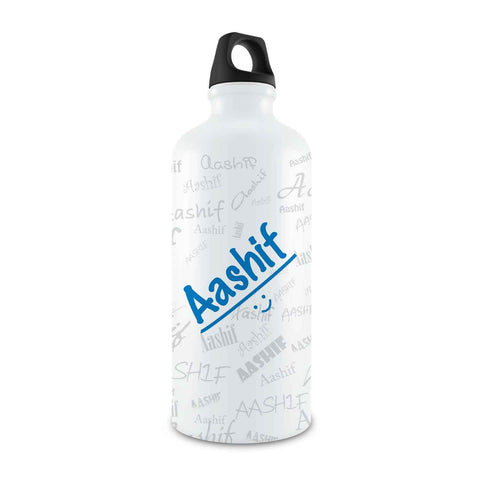 Me Graffiti Bottle - Aashif
