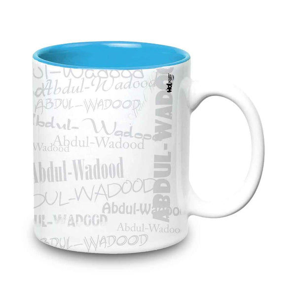 Me Graffiti-Abdul-Wadood Ceramic  Mug 315  ml, 1 Pc