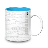 Me Graffiti-AbdulRaheem Ceramic  Mug 315  ml, 1 Pc