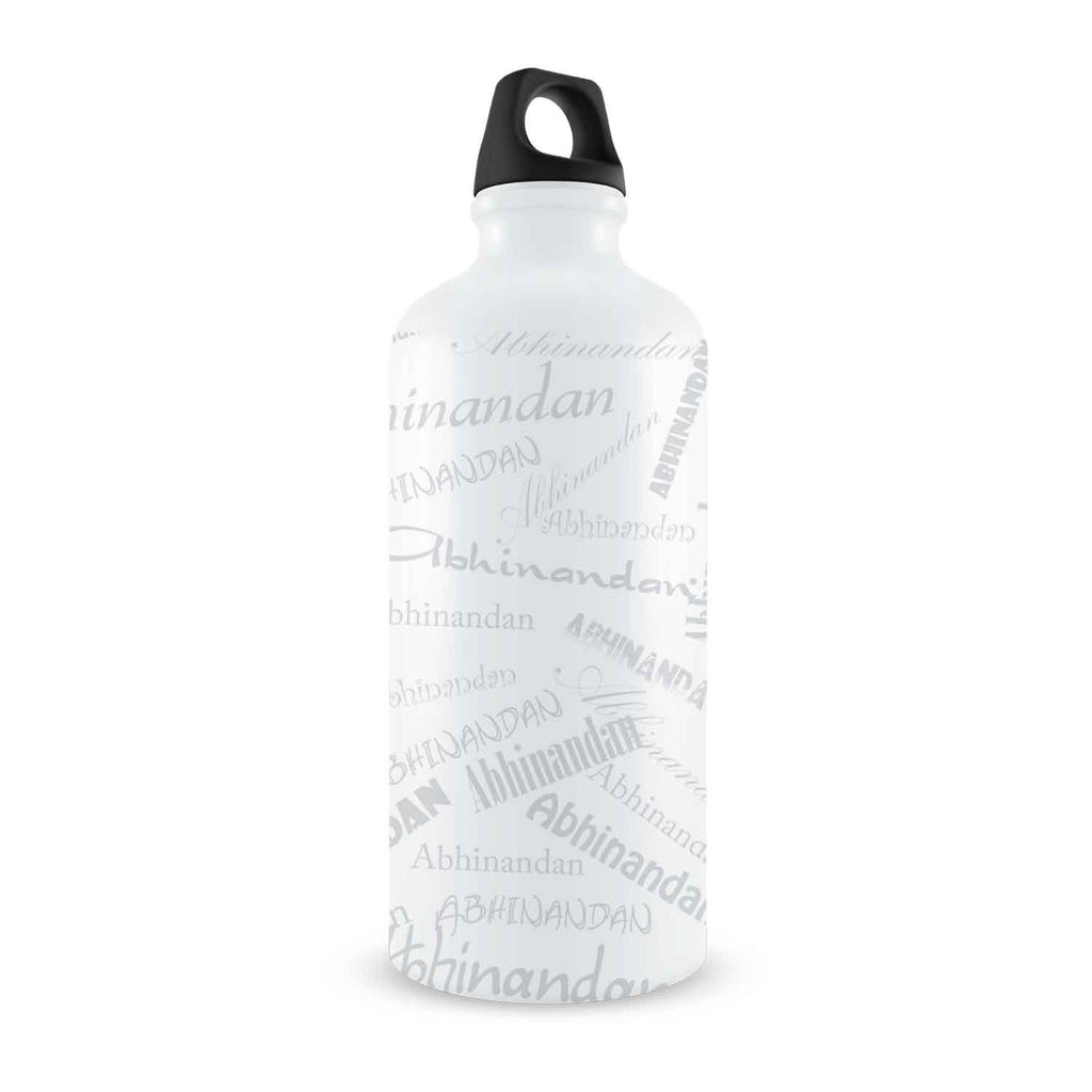 Me Graffiti Bottle - Abhinandan