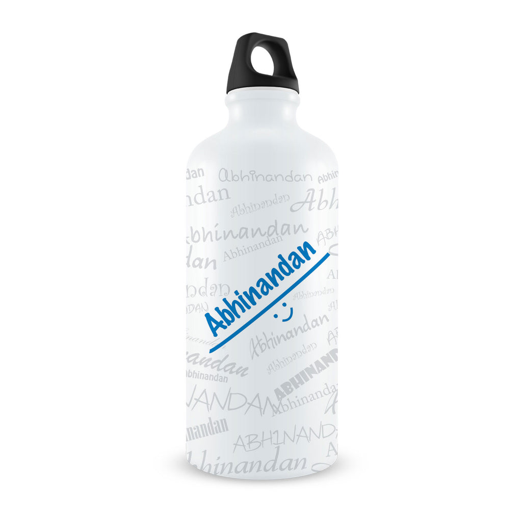 Me Graffiti Bottle - Abhinandan - Hot Muggs - 1