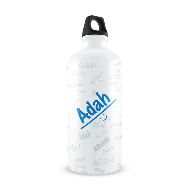 Me Graffiti Bottle -  Adah - Hot Muggs - 1