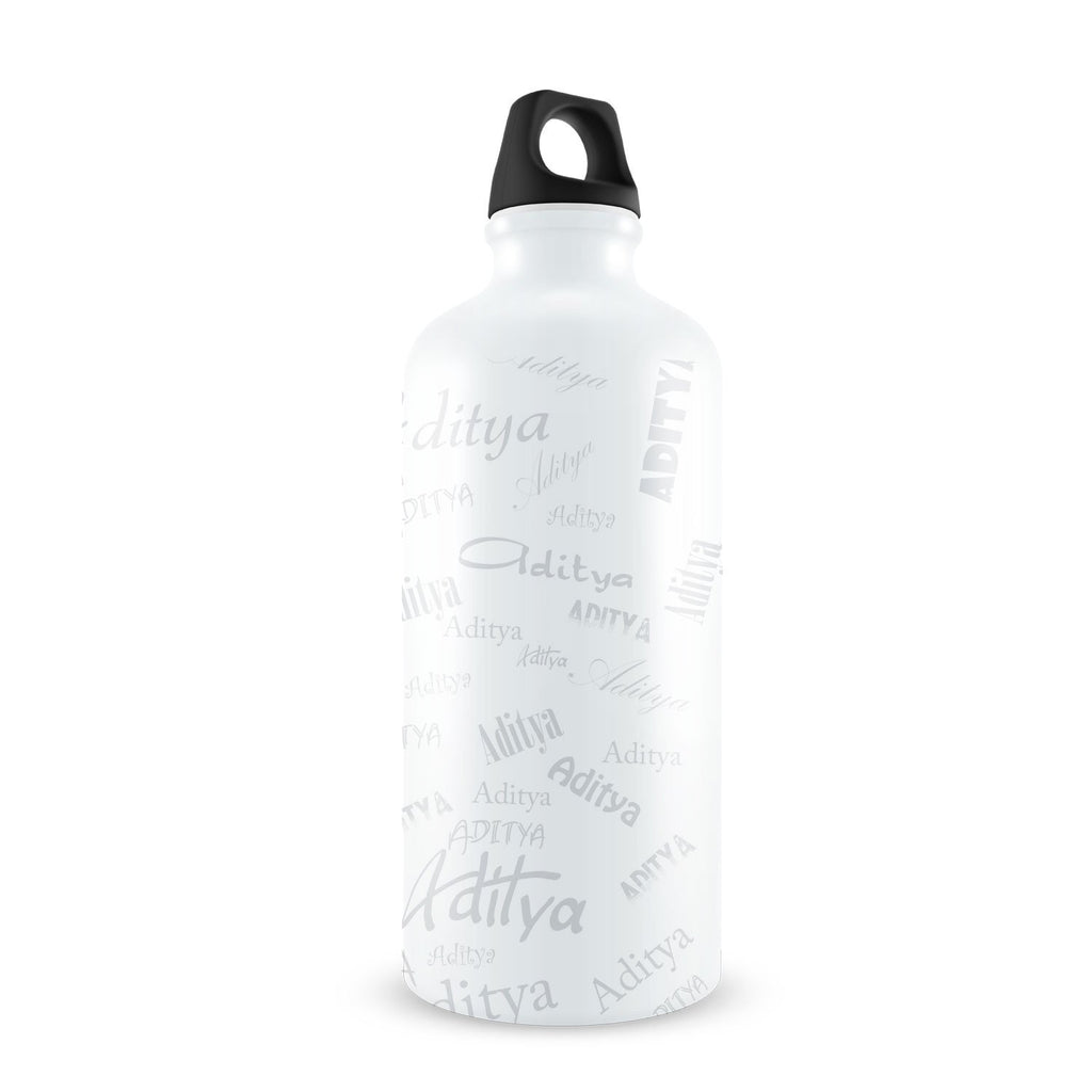 Me Graffiti Bottle - Aditya
