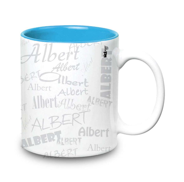 Me Graffiti Mug - Albert