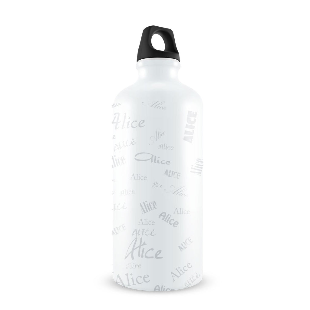 Me Graffiti Bottle - Alice