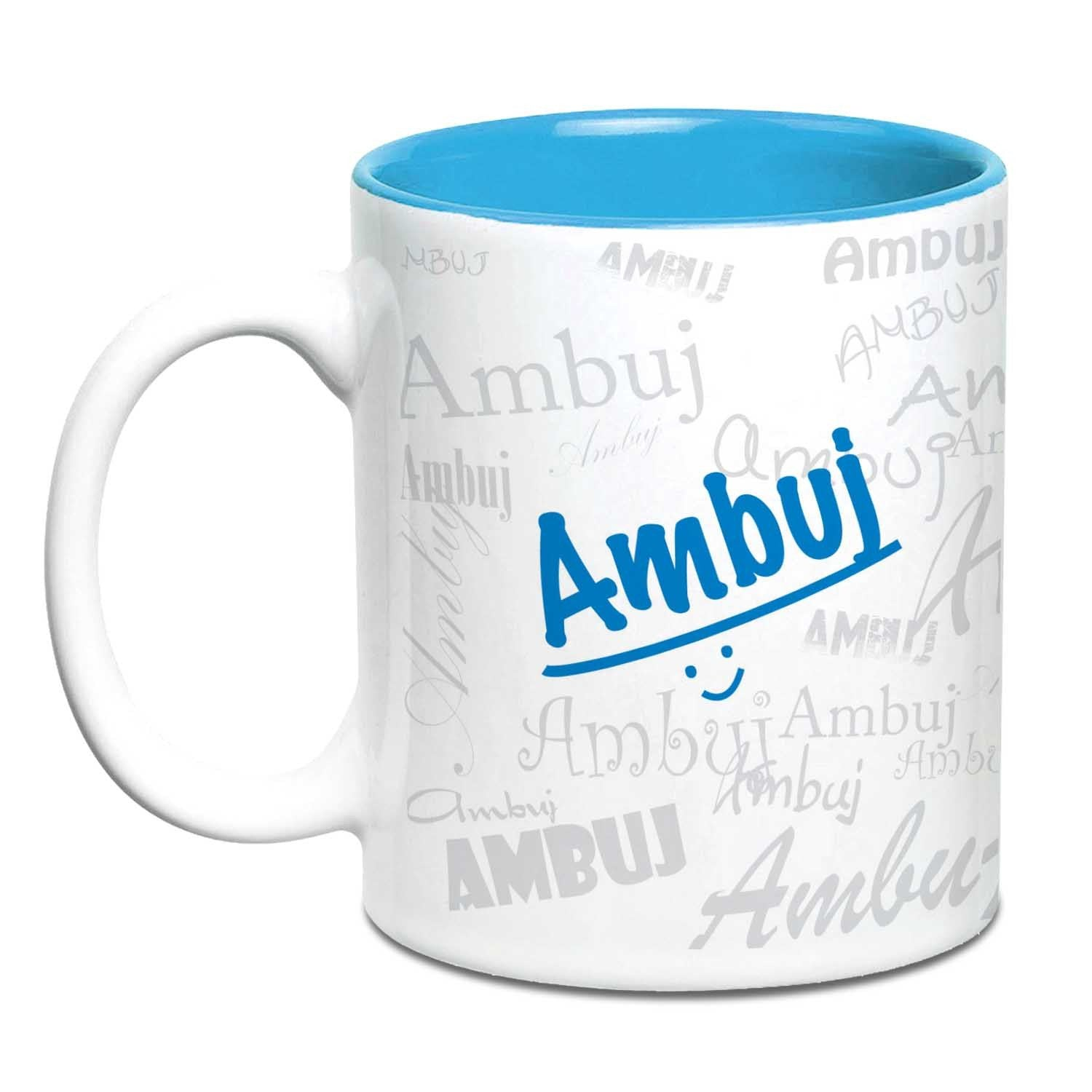 Me Graffiti Mug - Ambuj