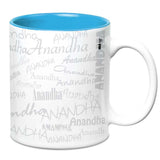 Me Graffiti-Anandha Ceramic  Mug 315  ml, 1 Pc
