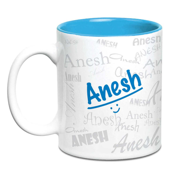 Me Graffiti Mug - Anesh