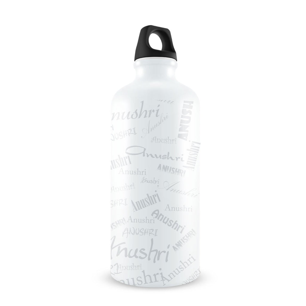 Me Graffiti Bottle - Anushri