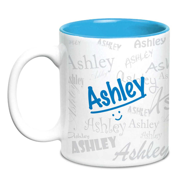 Me Graffiti Mug - Ashley