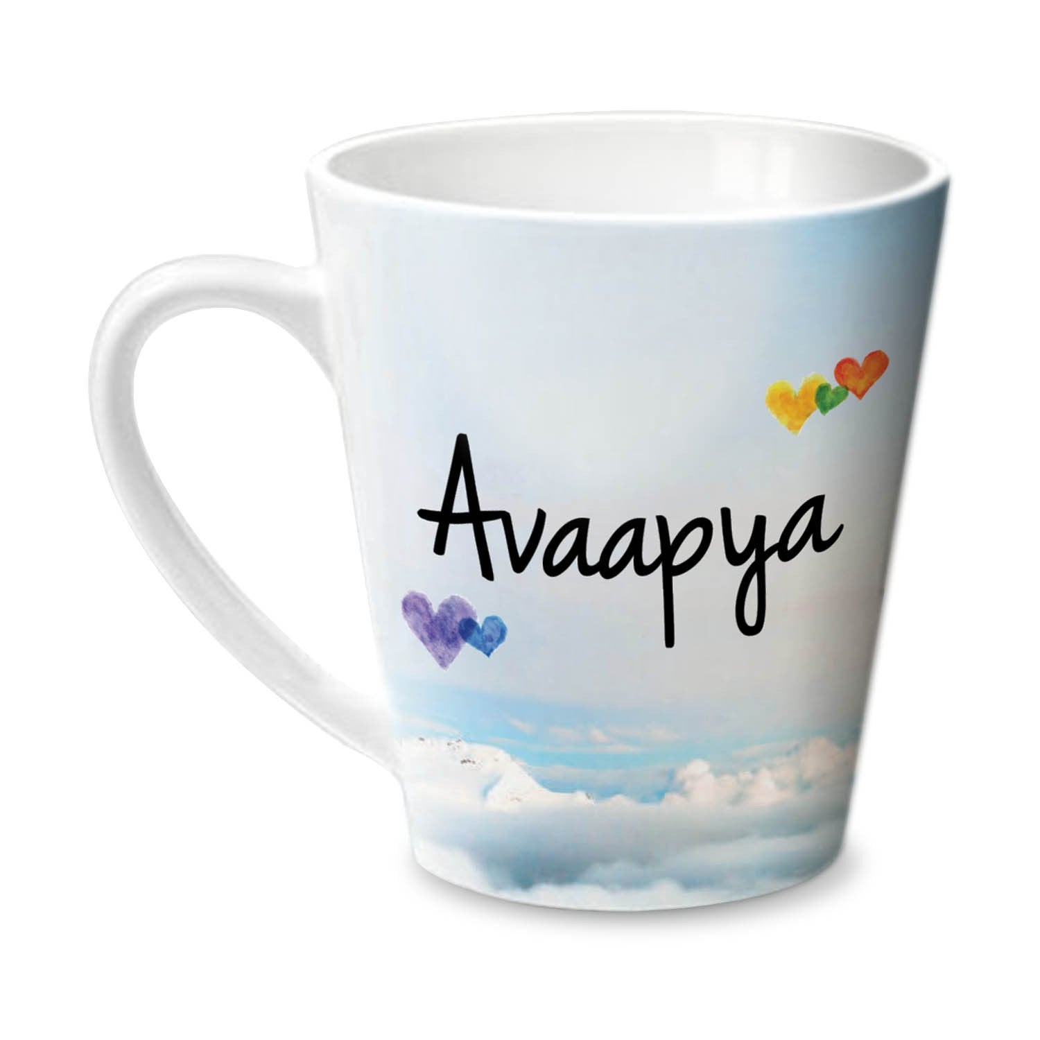 Simply Love You Avaapya Conical  Mug