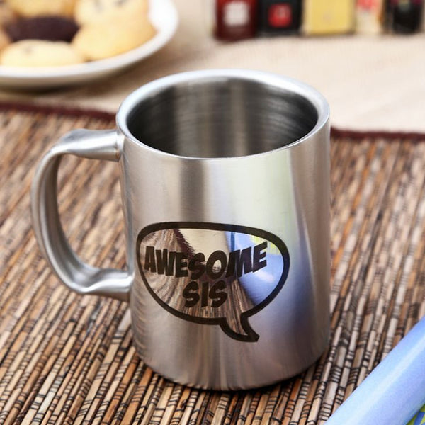 Awesome Sis Mug - Hot Muggs - 1