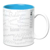 Me Graffiti-Balaram Ceramic  Mug 315  ml, 1 Pc