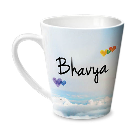 Simply Love You Bhavya Conical  Mug
