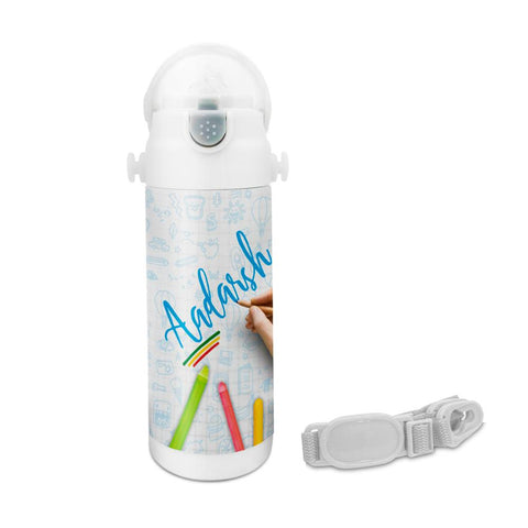 Aadarsh - Crayons Insulated Astro Bottle