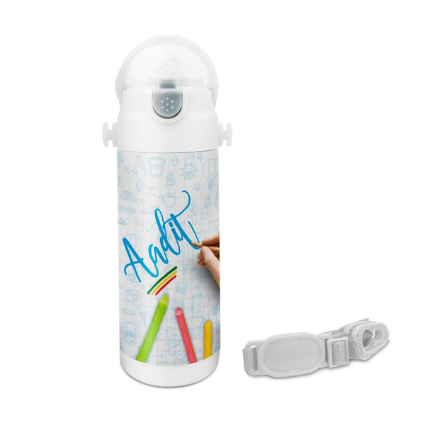 Aadit - Crayons Insulated Astro Bottle