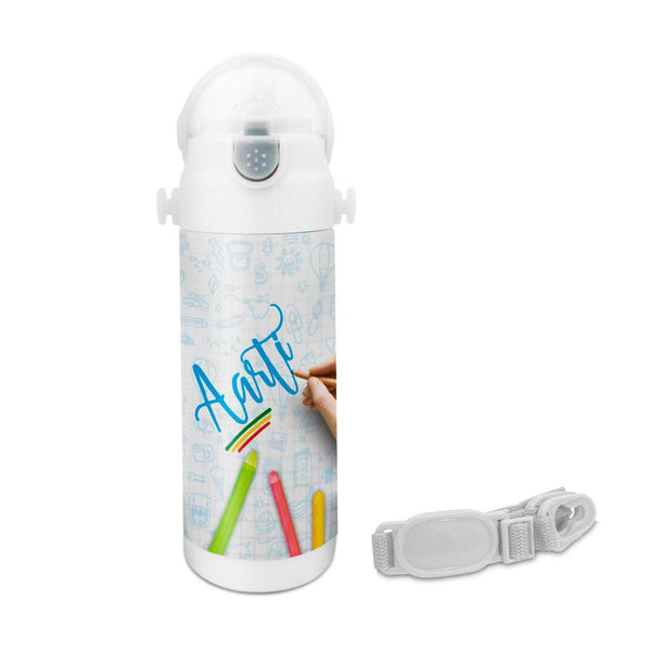Aarti - Crayons Insulated Astro Bottle