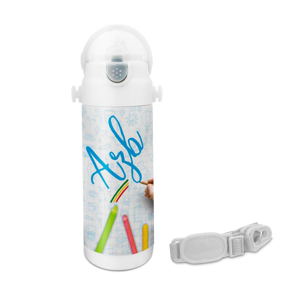 Azb - Crayons Insulated Astro Bottle