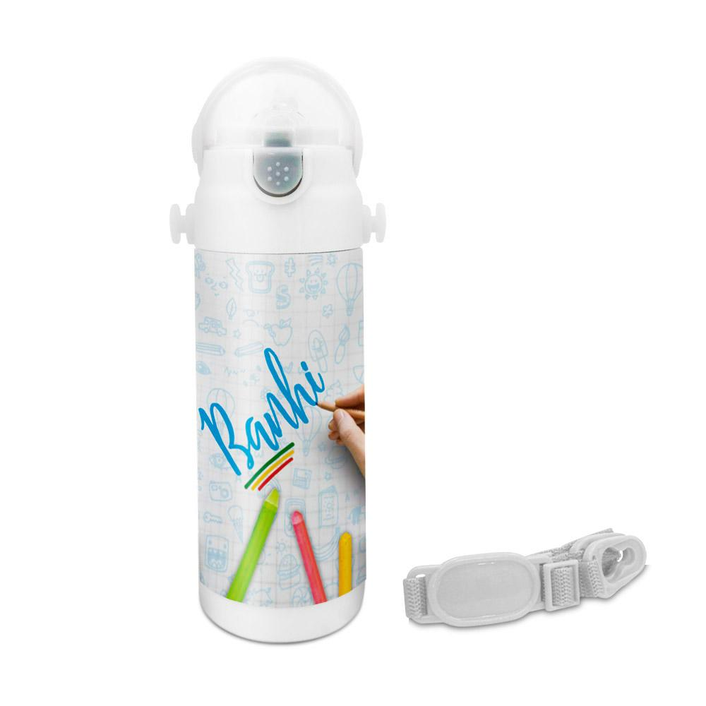 Banhi - Crayons Insulated Astro Bottle