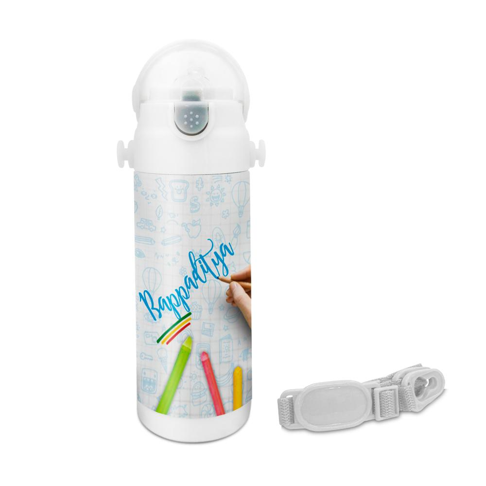 Bappaditya - Crayons Insulated Astro Bottle