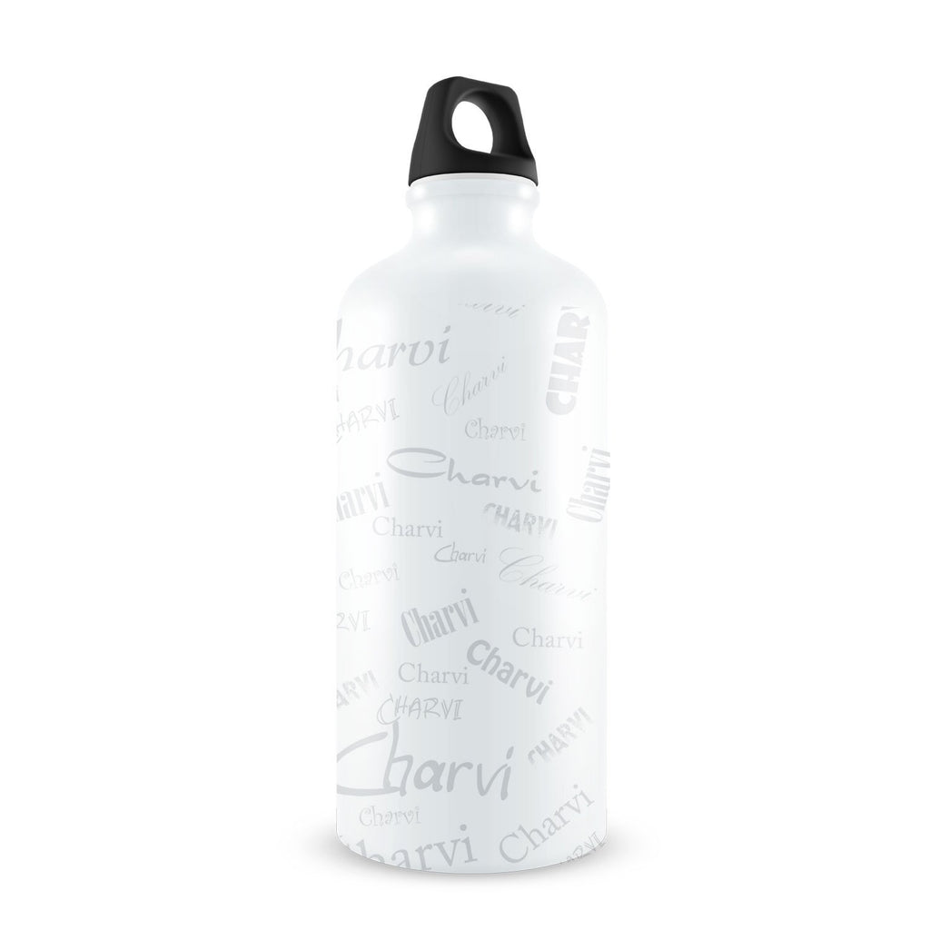 Me Graffiti Bottle -  Charvi