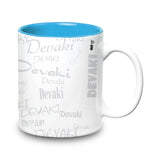 Me Graffiti-Devaki Ceramic  Mug 315  ml, 1 Pc