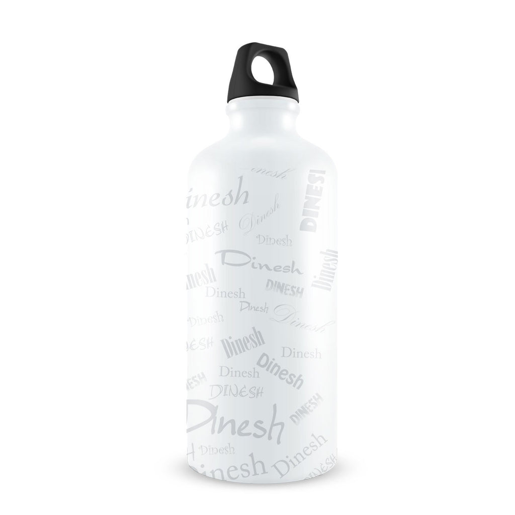 Me Graffiti Bottle - Dinesh