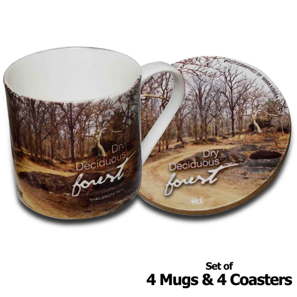 Forests of India - Madhya Pradesh - Mugs & Coasters - Hot Muggs - 2
